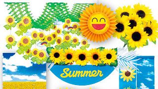 初夏・盛夏の装飾